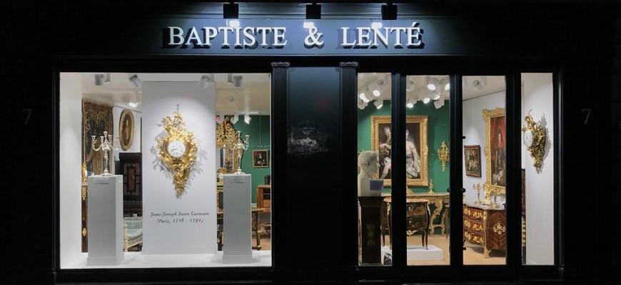 Baptiste & Lenté
