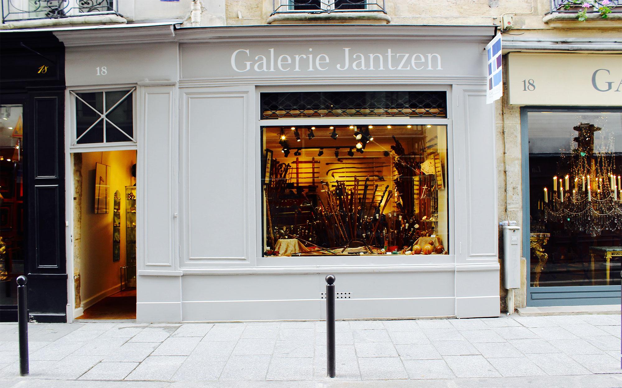 Galerie Artcannes - Jantzen