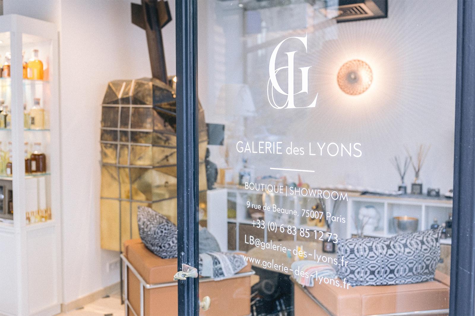 Galerie des Lyons