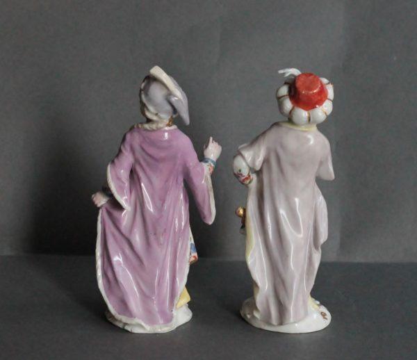 Statuettes Meissen