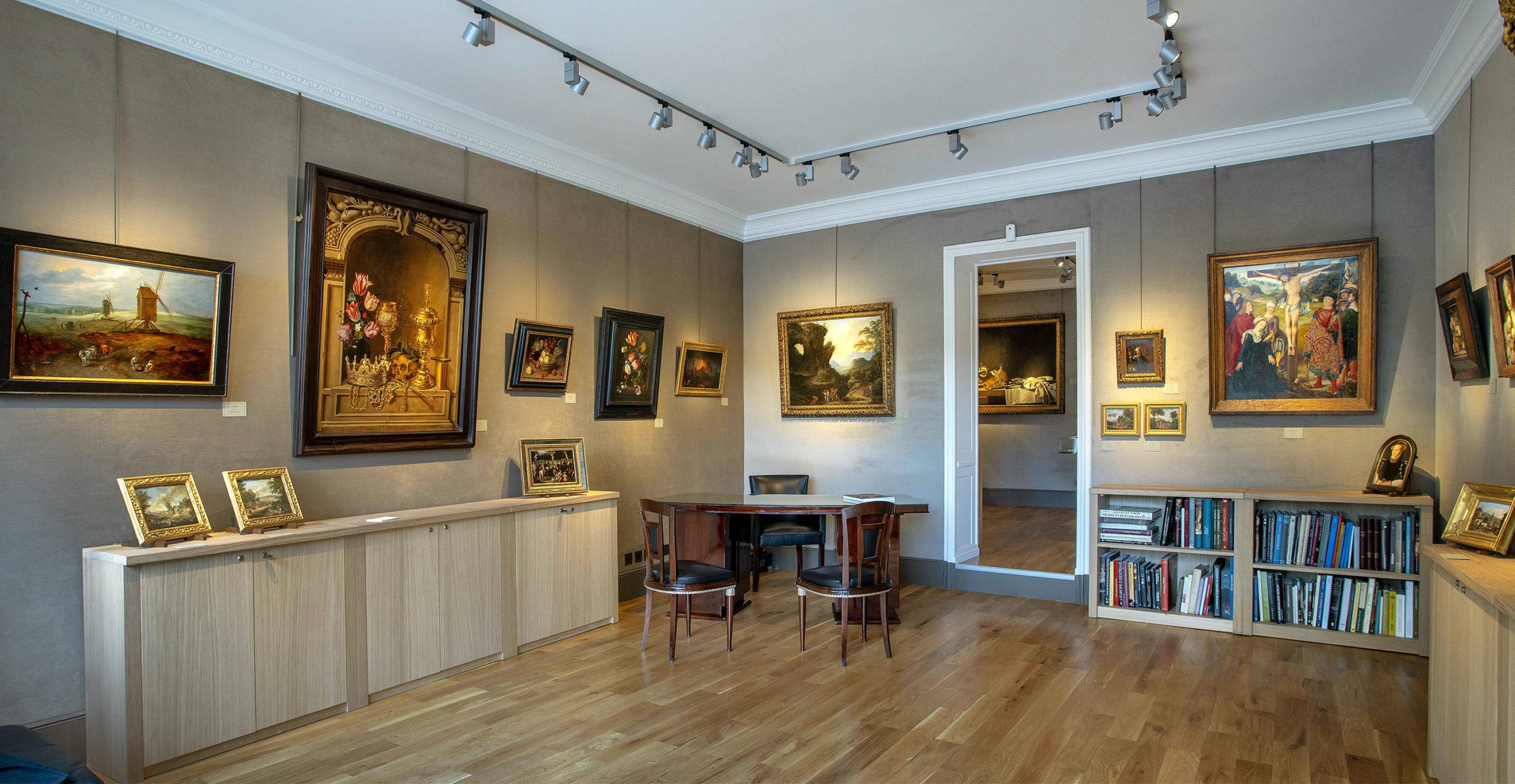 Galerie Claude Vittet