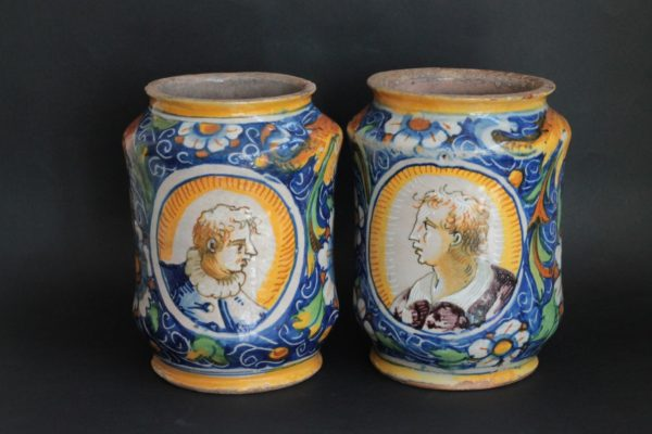 2 albarelli Venise