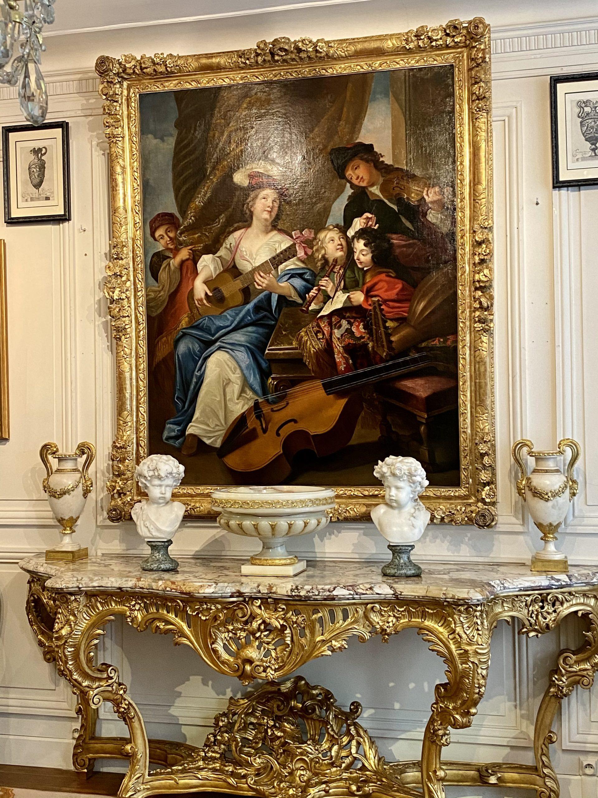 Galerie CONTE ANTIQUITÉS