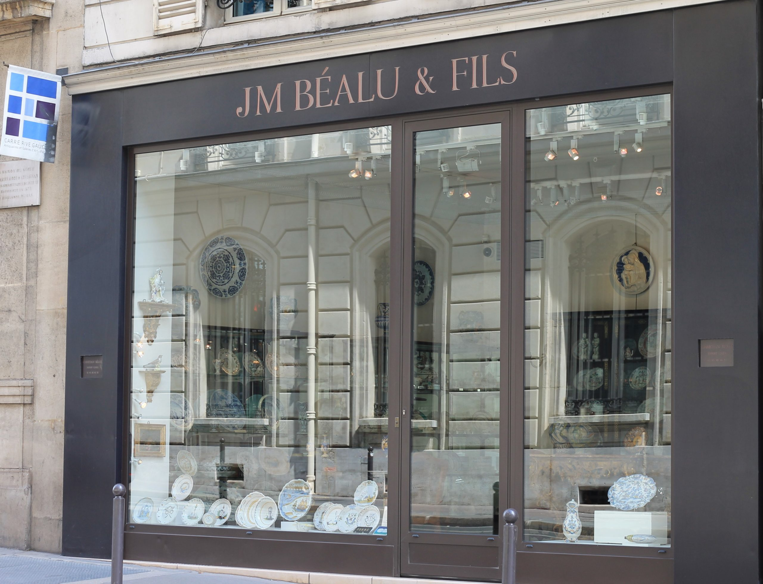 Galerie JM Béalu & Fils