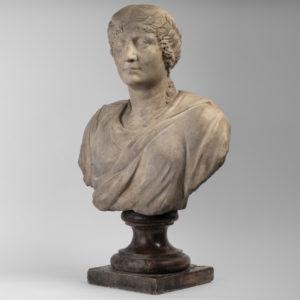 Buste antique