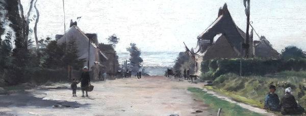 Rue à Neuville les Dieppe
