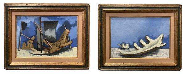 Barques, 1931 - Jean Lurçat (1892-1966)